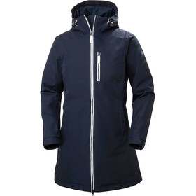 Helly Hansen Long Belfast Winterjacke Damen navy
